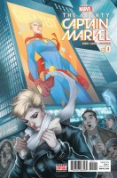 Mighty Captain Marvel #0 Now