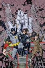 Batman 66 Meets Steed & Mrs Peel HC