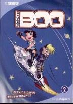 Agent Boo VOL 2 Novel (of 3)