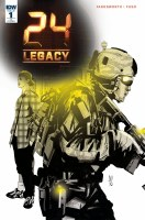24 Legacy Rules of Engagement #1 (of 5) 10 Copy Incv (Net)