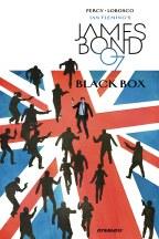James Bond Black Box HC