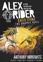 Alex Rider Eagle Strike GN