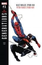 Generations Morales & Parker Spider-Man #1 Coipel Var