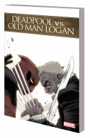 Deadpool Vs Old Man Logan TP***USED COPY***
