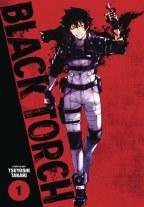 Black Torch GN VOL 01