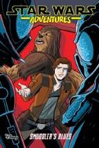 Star Wars Adventures VOL 04 Smugglers Blues (C: 1-1-2)