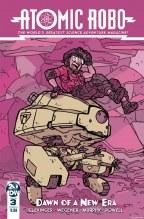 Atomic Robo & Dawn of New Era #3 (of 5) Cvr A Wegener