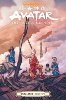 Avatar the Last Airbender Imbalance Part Two TP (C: 1-1-2)