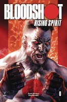 Bloodshot Rising Spirit #6 Cvr A Massafera (New Arc)