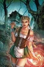 Gretel #4 (of 5) Cvr A Coccolo (Mr)