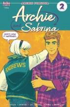 Archie #706 (Archie & Sabrina Pt 2) Cvr A Fish