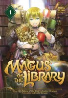 Magus of Library GN VOL 01