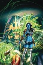Oz Heart of Magic #4 (of 5) Cvr A Vigonte