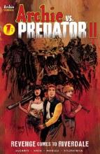 Archie Vs Predator 2 #1 (of 5) Cvr A Hack