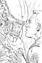 Aliens Rescue #3 (of 4) Cvr B Chater