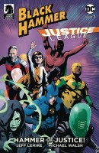 Black Hammer Justice League #1 (of 5) Cvr B Sorrentino