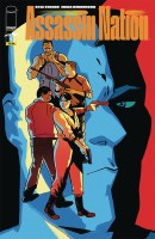 Assassin Nation #5 (of 5) (Mr)