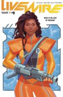 Livewire #9 (New Arc) Cvr A Lee