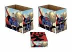 DC Superman 80 1pk Short Comic Storage Box (C: 1-1-2)