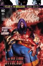 Action Comics #1014 Yotv Dark Gifts