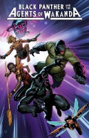 Black Panther and Agents of Wakanda #1