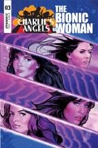 Charlies Angels Vs Bionic Woman #3 Cvr A Staggs