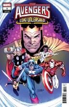 Avengers Loki Unleashed #1 Lim Var