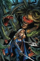Belle Oath of Thorns #4 (of 6) Cvr A Johnson