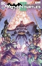 Batman Teenage Mutant Ninja Turtles Iii #6 (of 6)