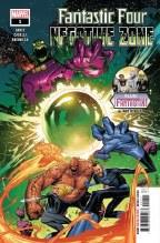 Fantastic Four Negative Zone #1