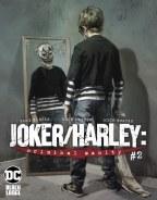 Joker Harley Criminal Sanity #2 (of 9) Var Ed (Mr)