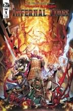 Dungeons & Dragons Infernal Tides #1 (of 5) Cvr A Dunbar (C: