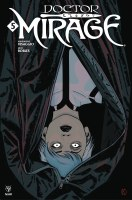Doctor Mirage #5 (of 5) Cvr A Kano