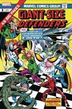 Giant-Size Defenders #3 Facsimile Edition