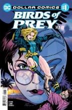 Dollar Comics Birds of Prey #1