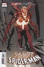 Absolute Carnage Symbiote Spider-Man #1 2nd Ptg Mobili Var