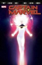 Captain Marvel the End #1