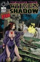 Beware Witch`s Shadow Happy New Fear Cvr B Bonk Graveside (M