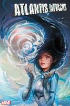 Atlantis Attacks #2 (of 5) Mona Chinese New Year Var