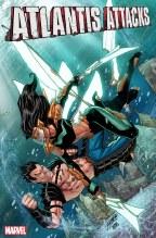 Atlantis Attacks #2 (of 5) Ron Lim Var