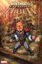 Revenge of Cosmic Ghost Rider #3 (of 5) Ron Lim Var