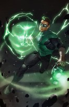 Green Lantern Season 2 #1 Gerald Parel Var Ed