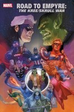 Road To Empyre Kree Skrull War #1