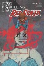 Killing Red Sonja #1 Cvr A Ward