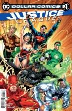 Dollar Comics Justice League #1 2011