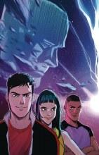 Go Go Power Rangers #31 Cvr A Carlini Connecting