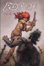Red Sonja #15 Cvr B Linsner