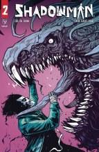 Shadowman (2020) #2 Cvr B Wijngaard