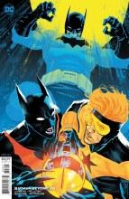 Batman Beyond #48 Francis Manapul Var Ed
