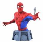 Marvel Animated Spider-Man Bust (C: 1-1-2)